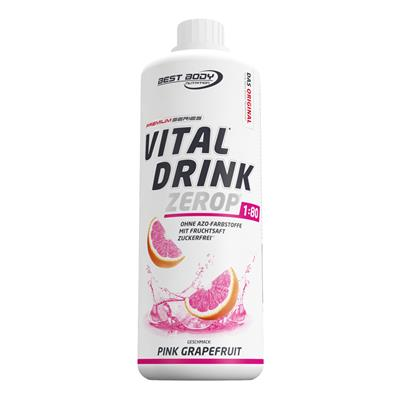 Vital Drink - Pink Grapefruit - 1000 ml bottle