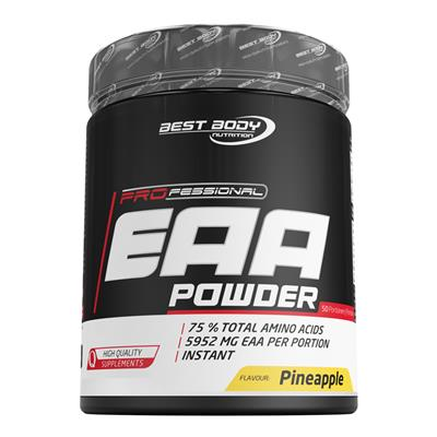 Professional EAA Powder - Pineapple - 450 g Dose