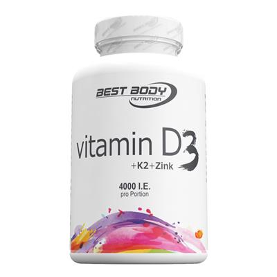 Vitamin D Tabs - 80 pieces / can