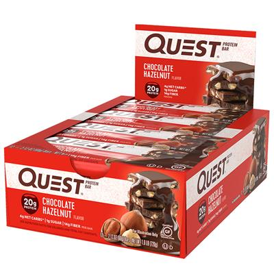 Quest Protein Bar - Chocolate Hazelnut - 60g Riegel