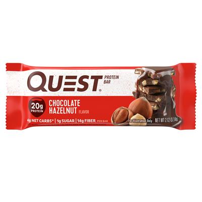 Quest Protein Bar - Chocolate Hazelnut - 60g bar