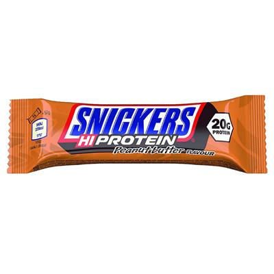 Snickers HIPROTEIN Bar - Peanutbutter - 57 g Riegel