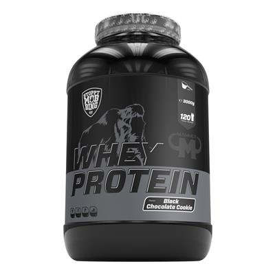 Whey Protein - Black Chocolate Cookie - 3000 g Dose