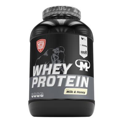 Whey Protein - Milk & Honey - 3000 g Dose