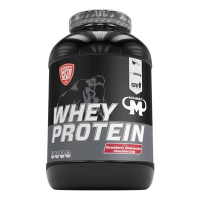 Whey Protein - Strawberry Cheesecake Chocolate Chip - 3000 g Dose