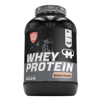 Whey Protein - Snickerdoodle - 3000 g Dose
